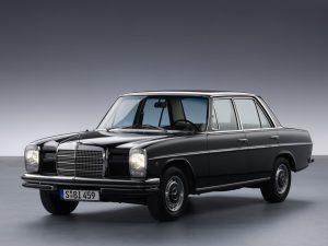 Мерседес Е-класса W114