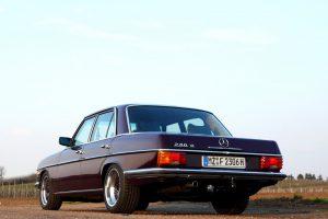 Mercedes-Benz из серии W114/W115