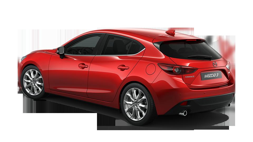 Mazda 3 hatchback 2018 black