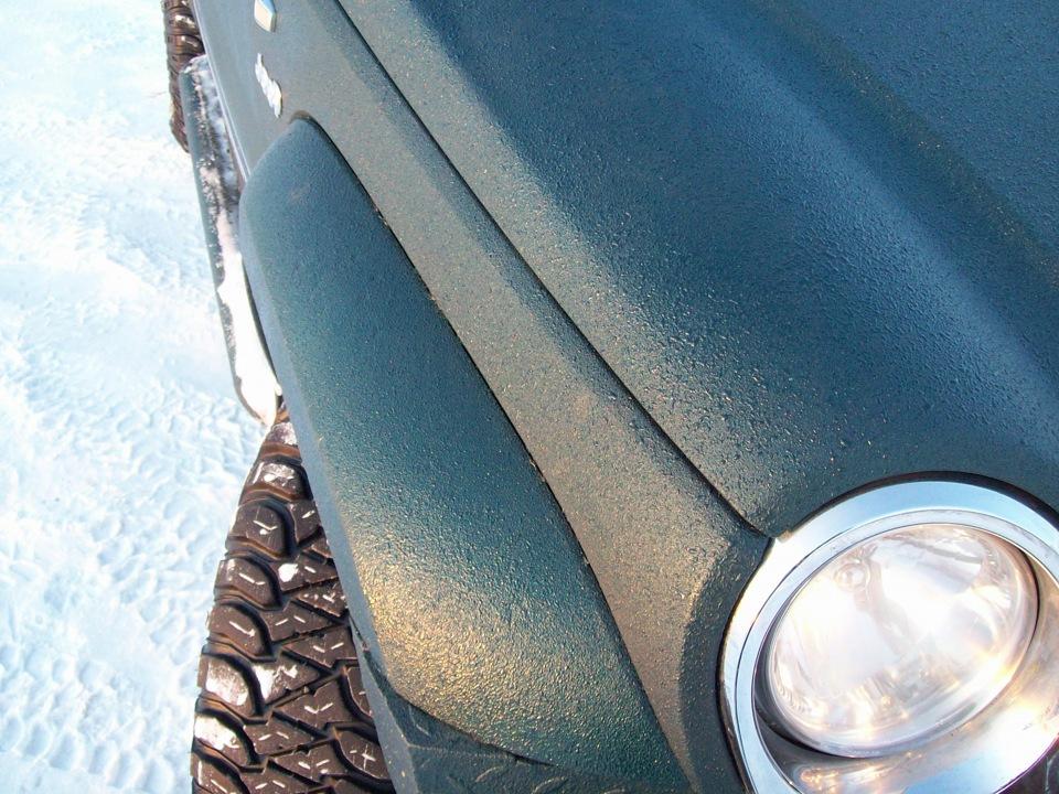 удаление ржавчины и покраска авто своими руками
