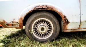 Коррозия на машине что делать