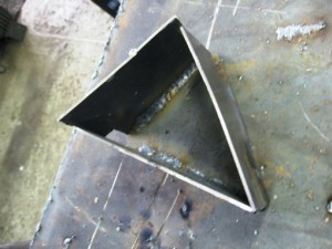 Треугольник крепления