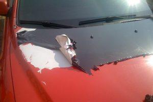 Как удаляется пленка с автомобиля