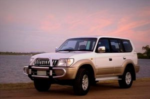 Toyota Land Cruiser Prado 95