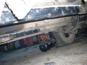 Кузовной ремонт нивы своими руками